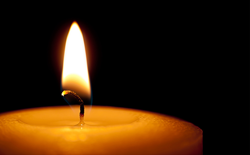 candle-stock-image