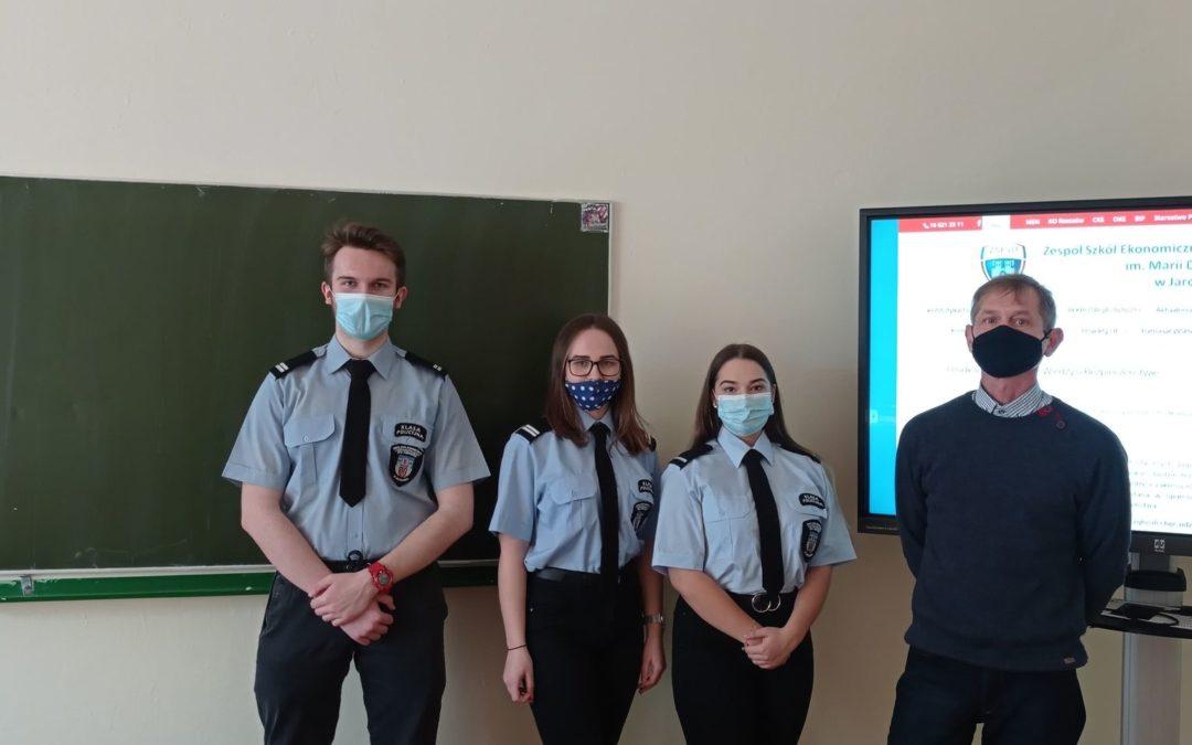 Finał IV Podkarpackiego Konkursu Wiedzy o Bezpieczeństwie