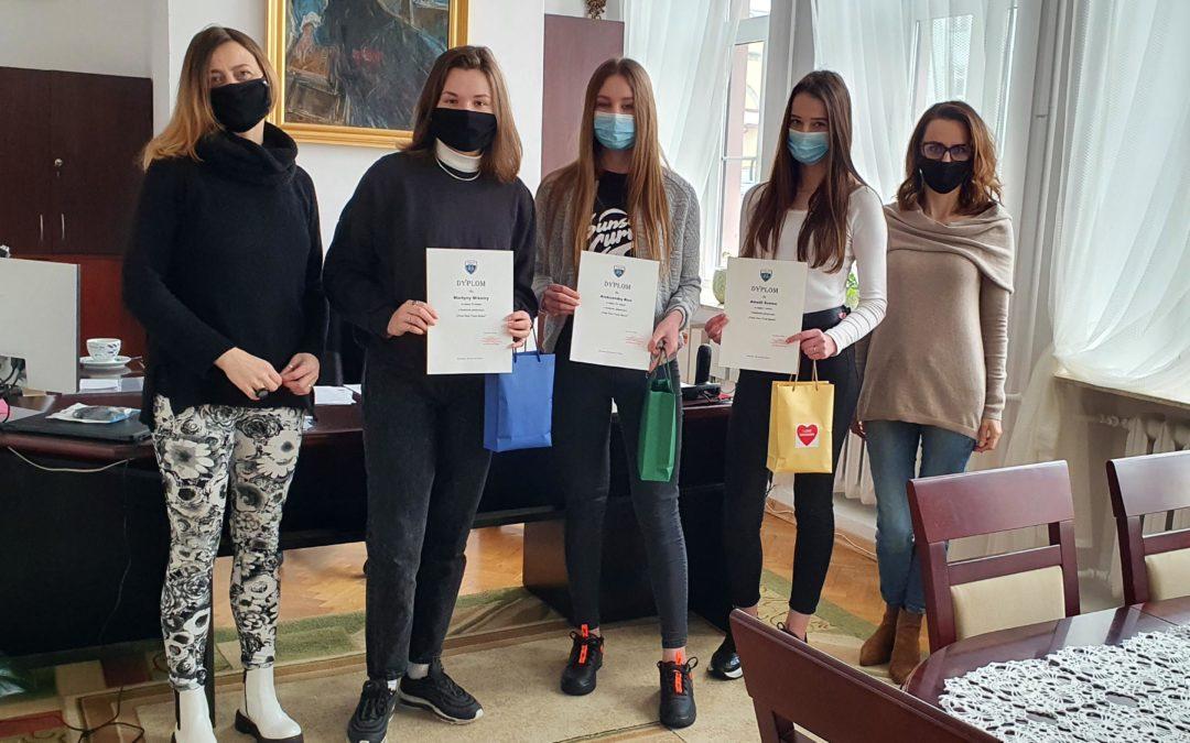 """Konkurs plastyczny """"Twoje Dane – Twoja Sprawa"""""""